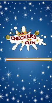 Fun Checkers screenshot 1