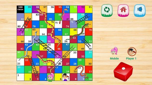 Fun Snake Ladders screenshot 18