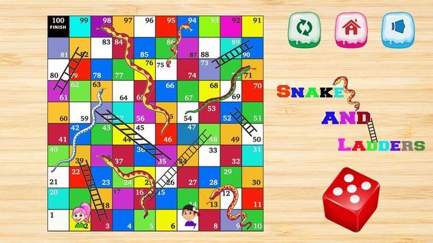 Fun Snake Ladders screenshot 5
