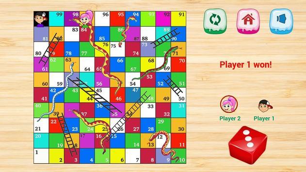 Fun Snake Ladders screenshot 6