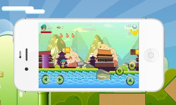 Super Oscar Adventure 2 apk screenshot