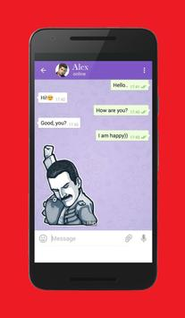 Latin America Messenger & Chat screenshot 1