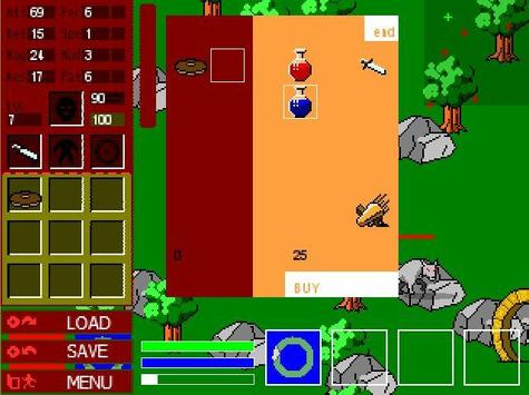 Revenge RPG apk screenshot