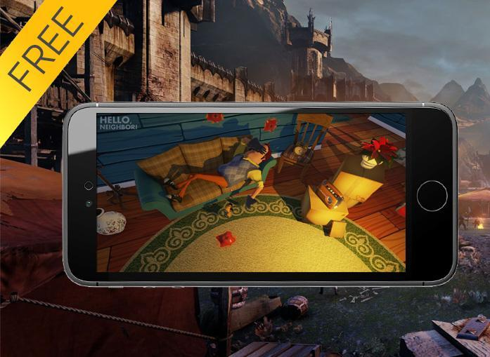 Alpha Guide Hello Neighbor House Online Game Free For Android Apk Download
