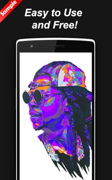 2 Chainz Wallpapers Art HD - Zaeni screenshot 2