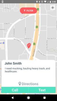 Disaster Connect apk screenshot