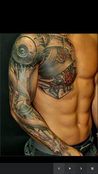 Men Tattoo Ideas poster