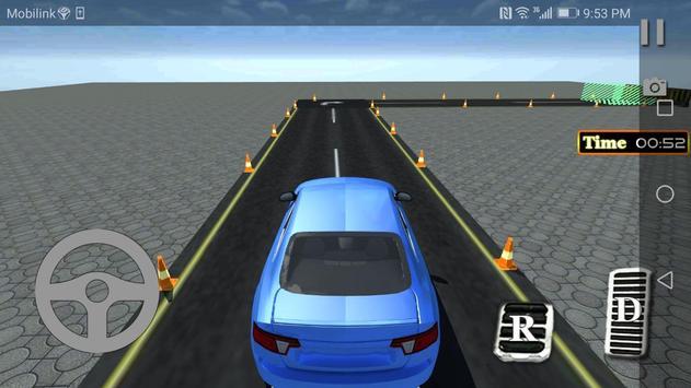 Driving Test Training Pakistan screenshot 5
