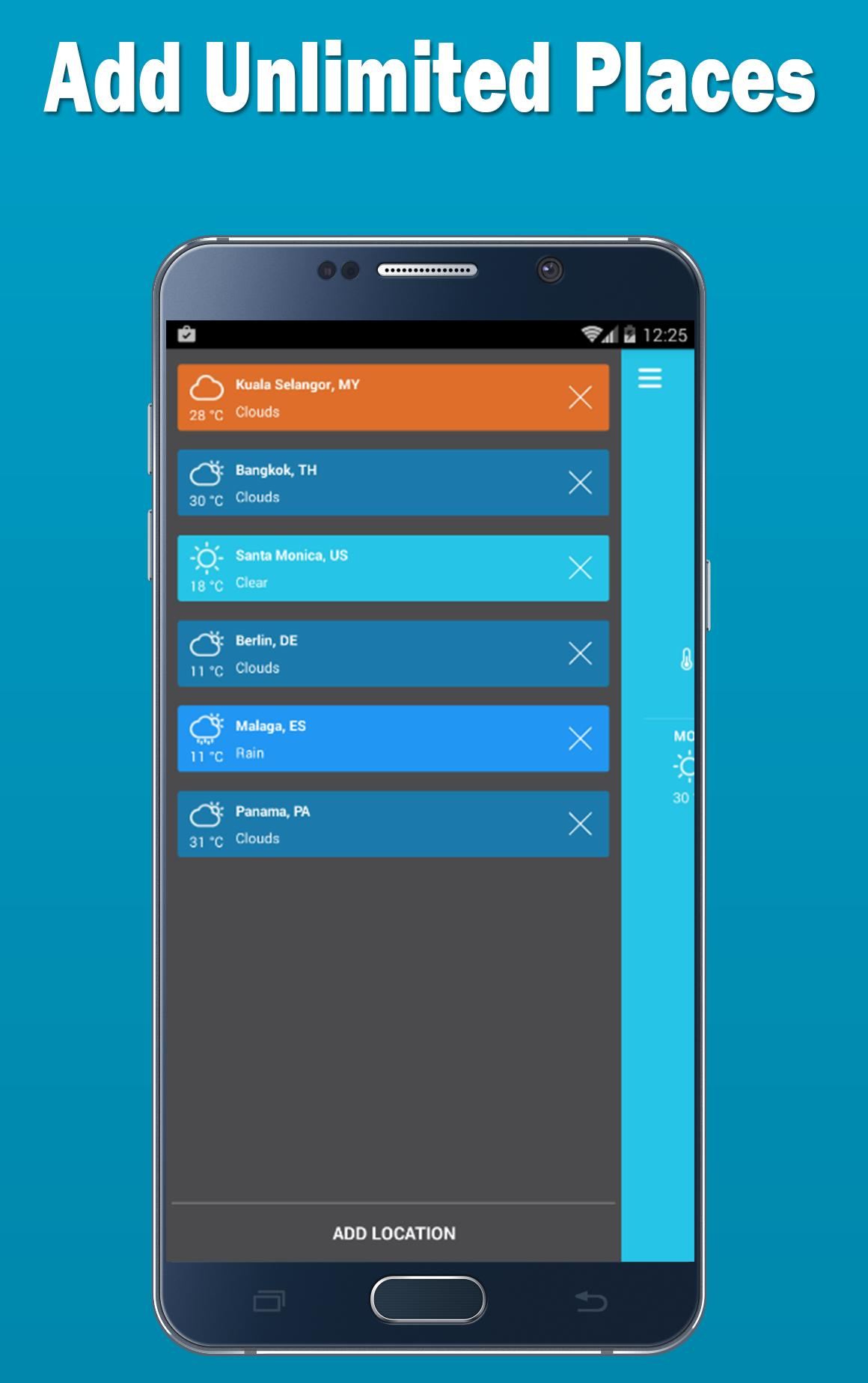 Weather For Samsung Galaxy for Android - APK Download