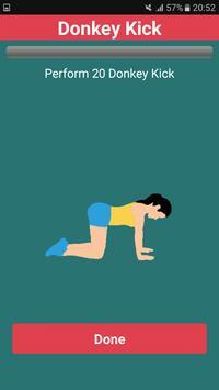 Women Workouts Exercises apk screenshot