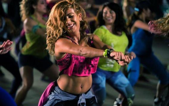 Zumba Dance For Beginners poster