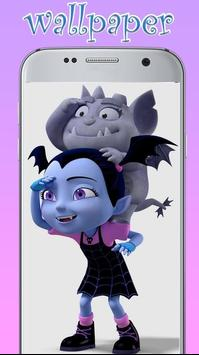 vampirina wallpaper poster