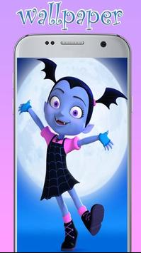 vampirina wallpaper screenshot 2