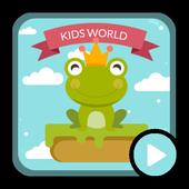 Kids World -Youtube Videos icon