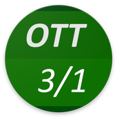 OTT [Organize Tomorrow Today] icon