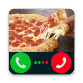Fake Call Pizza icon