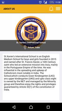 St. Xavier's,Kalyan apk screenshot