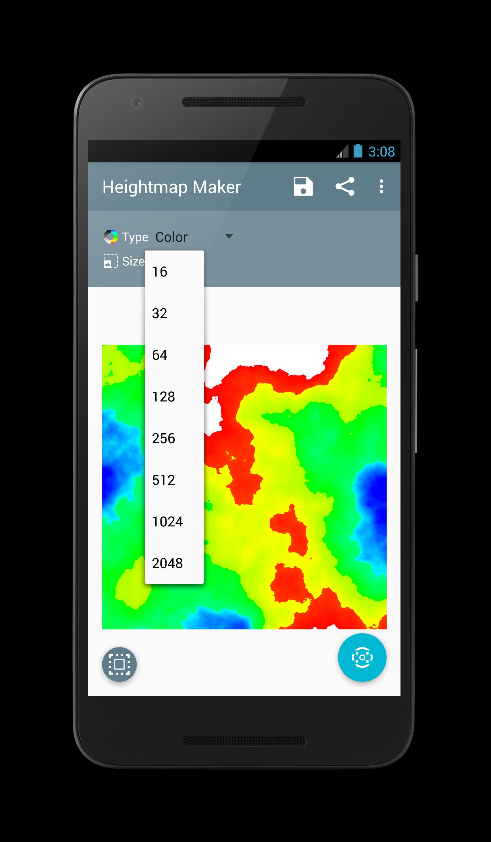 Heightmap Maker for Android - APK Download