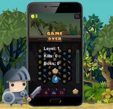 Match 3D RPG screenshot 3