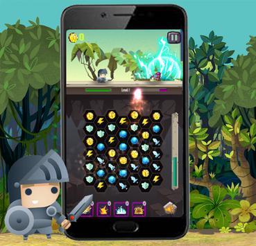 Match 3D RPG screenshot 6