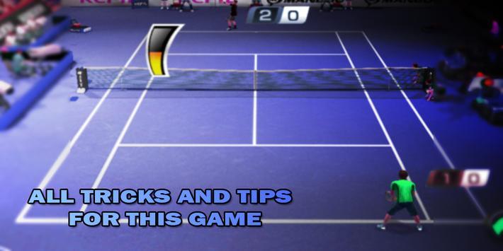 Guide for Virtua Tennis Challenge poster