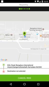 Chalo Cab: India's Newest On Demand Cab Services apk screenshot