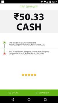 Chalo cab Partner apk screenshot