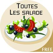 Top Recettes De Salade icon