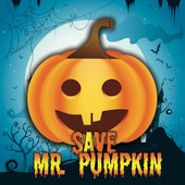 Save Mr.Pumpkin Halloween Test icon
