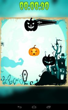 Save Mr.Pumpkin Halloween Test poster