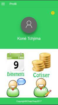 PDCI RDA (Officielle) apk screenshot