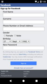 Lite For FB screenshot 3