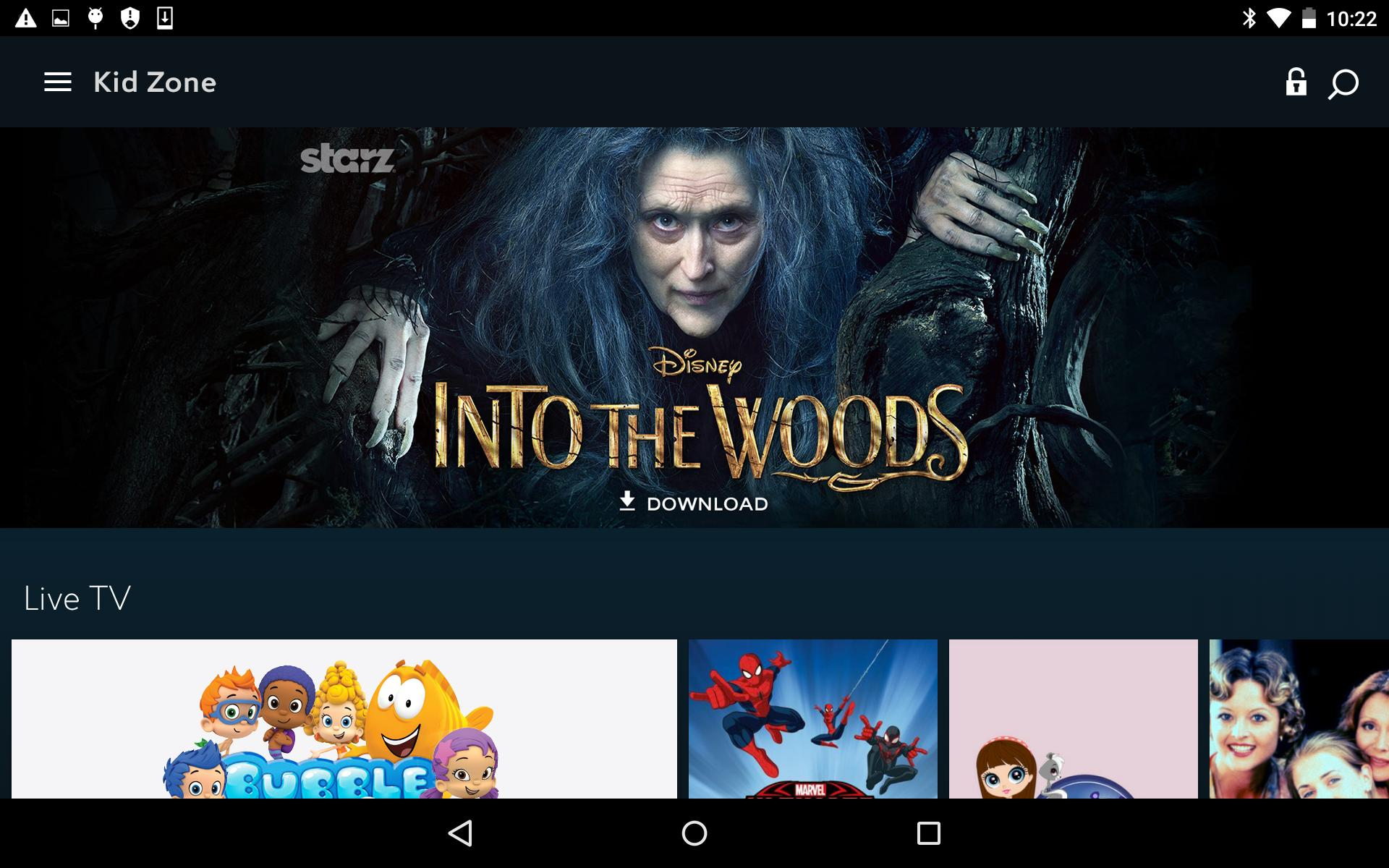Spectrum TV for Android - APK Download