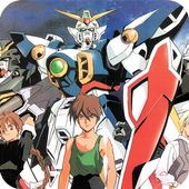Mobile Suit Gundam Wing Сharacters icon