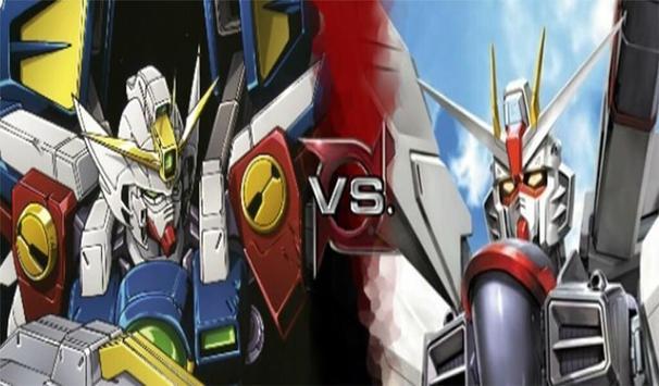 Mobile Suit Gundam Wing Сharacters apk screenshot