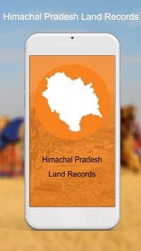 Himachal Pradesh Land Record - H.P. 712 Utara poster
