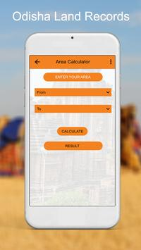 Odisha Land Record - Odisha 712 Utara screenshot 1