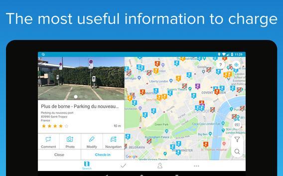 Chargemap - Charging stations apk screenshot