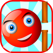 Flappy Red Ball icon