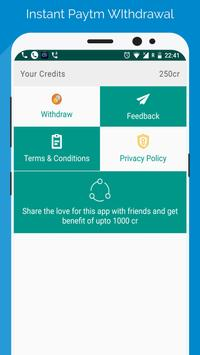 Free Paytm Money - Earn Unlimited Paytm Money screenshot 1
