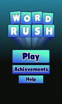 Word Rush poster