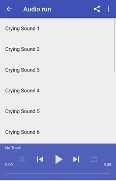 Crying Sounds screenshot 1