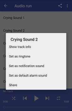 Crying Sounds screenshot 2