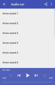 Arrow sounds screenshot 1