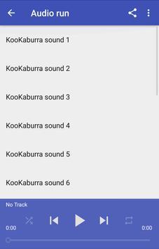 KooKaburra sounds apk screenshot