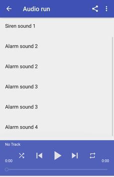 Sirens and Alarms apk screenshot