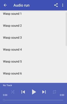 Wasp sounds apk screenshot