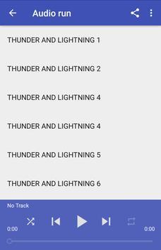 Thunder and Lightning apk screenshot