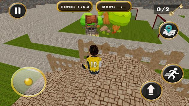 Maze Runner 3D screenshot 19