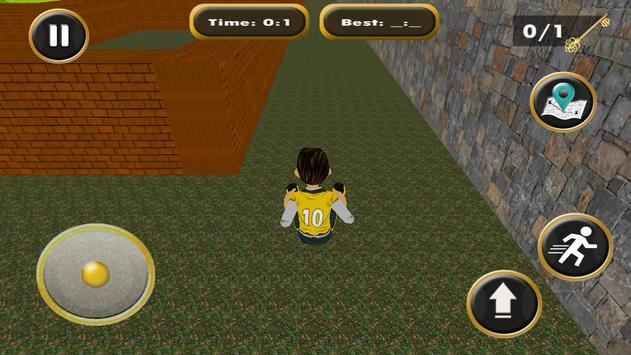 Maze Runner 3D screenshot 1